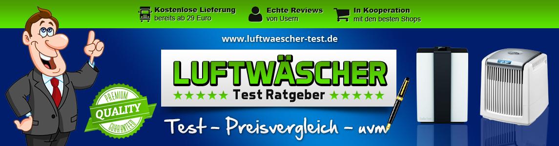 Luftwäscher Test + Luftwäscher Testsieger + Aktuelle Top 5